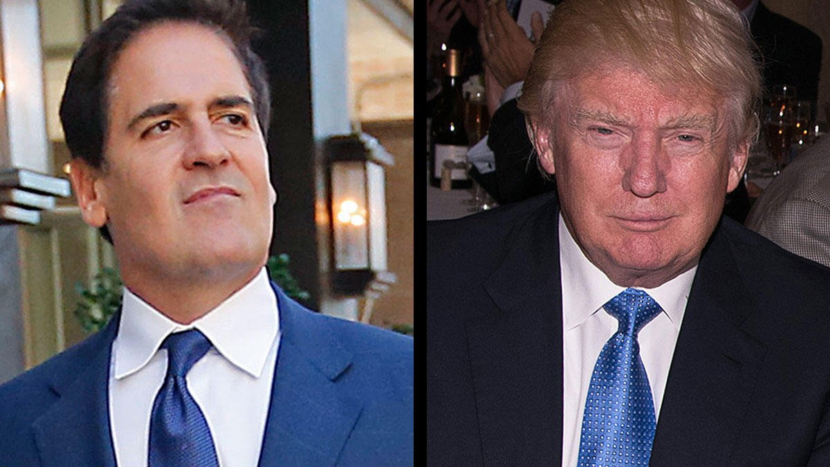 "Mark Cuban: ""I'd rather lose every penny than have Trump as president"" https://t.co/rsShllZQ0X https://t.co/ZvssinGvGg"