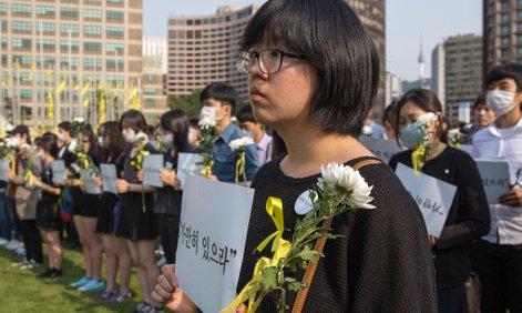검찰, 세월호 참사 추모 행진한 용혜인씨에 징역 2년 구형  https://t.co/hYGsyqq1rk