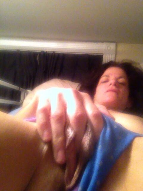 Nude Selfie 9308