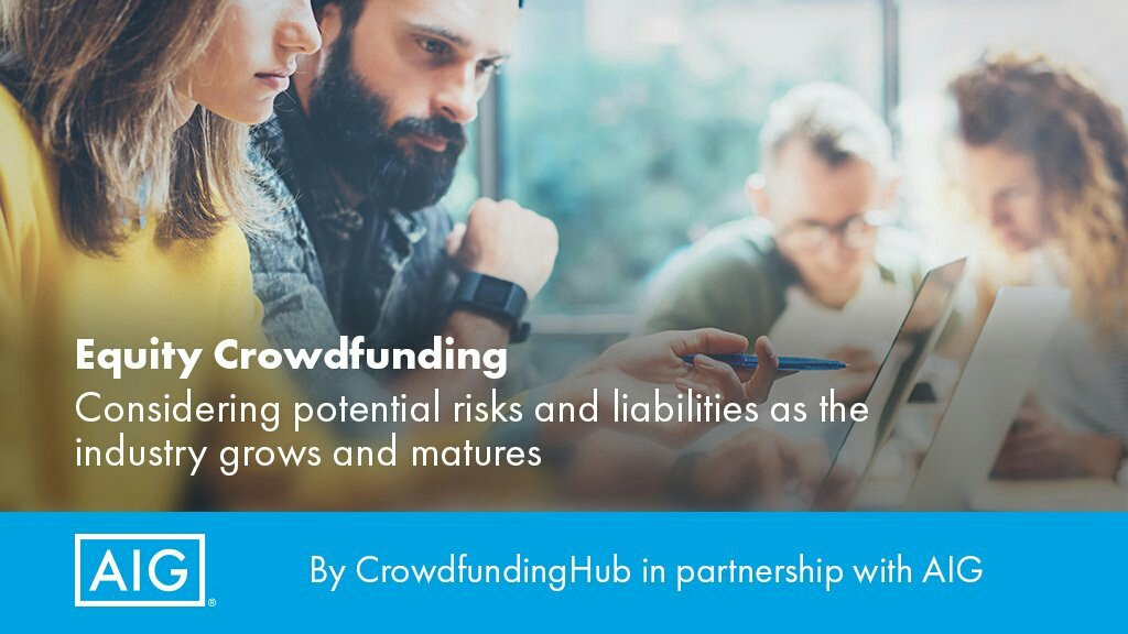 "Free report ""Equity Crowdfunding - Potential risk and liabilities"" for participants #CrowdCon @eurocrowd  https://t.co/ZPuaN8uv2t https://t.co/rGmdTWG46q"