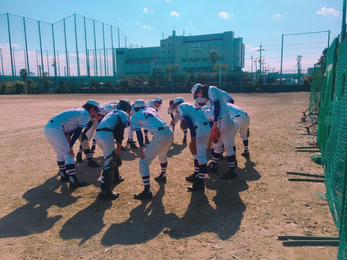 神戸薬科大学準硬式野球部⚾️