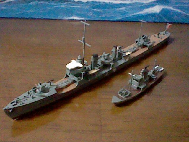 第二号哨戒特務艇
