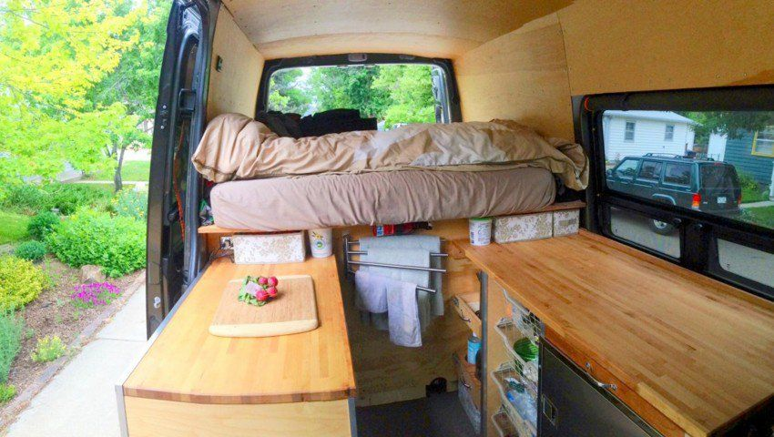 Outside Magazine On Twitter How To Build A Badass DIY Camper Van Tco 03yCo6RGGk
