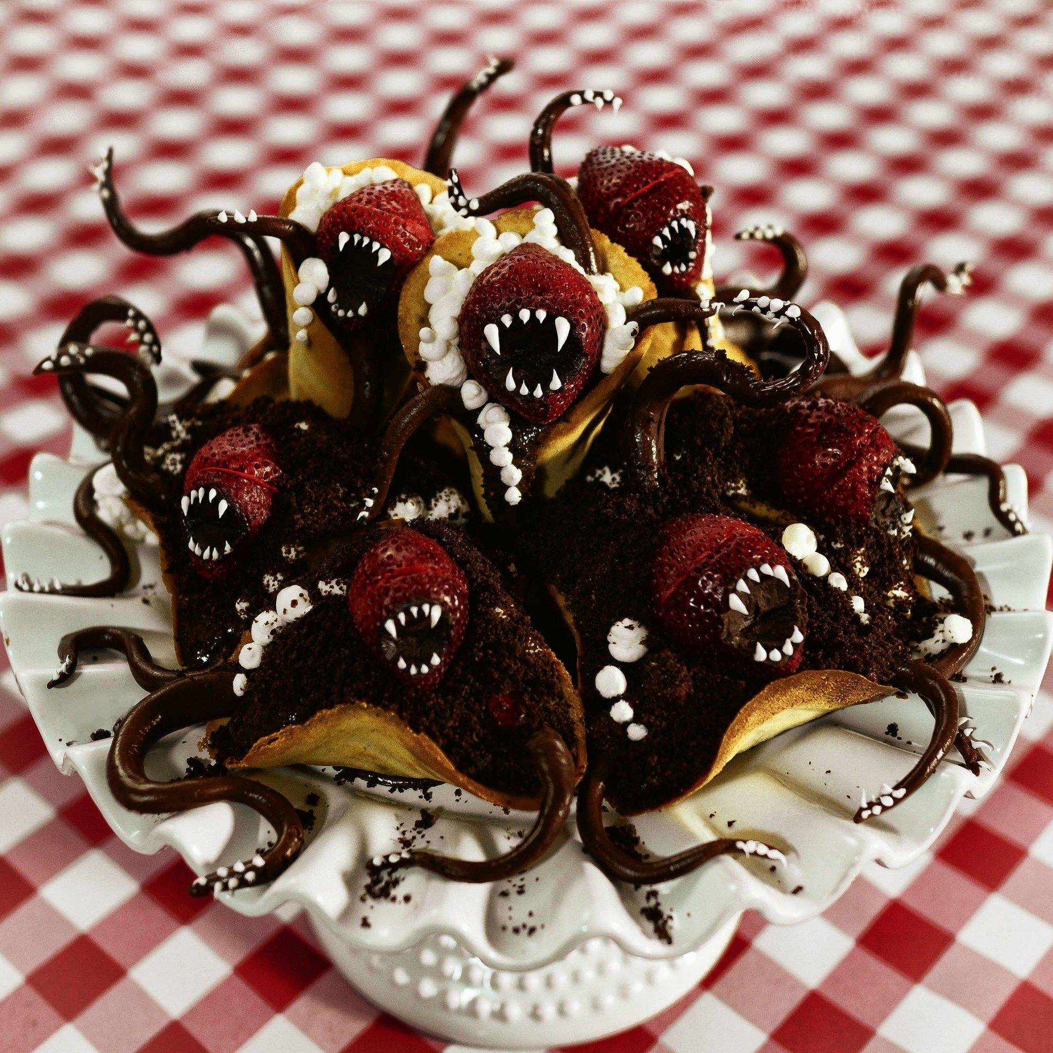смешные картинки про десерт все