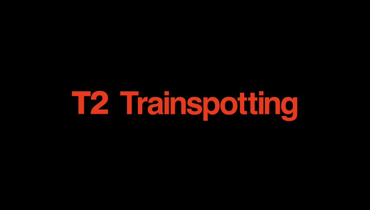 The #Trainspotting2 trailer is here and it's looking promising (you can also do some Tramspotting this time around) https://t.co/53X6zVZMAh