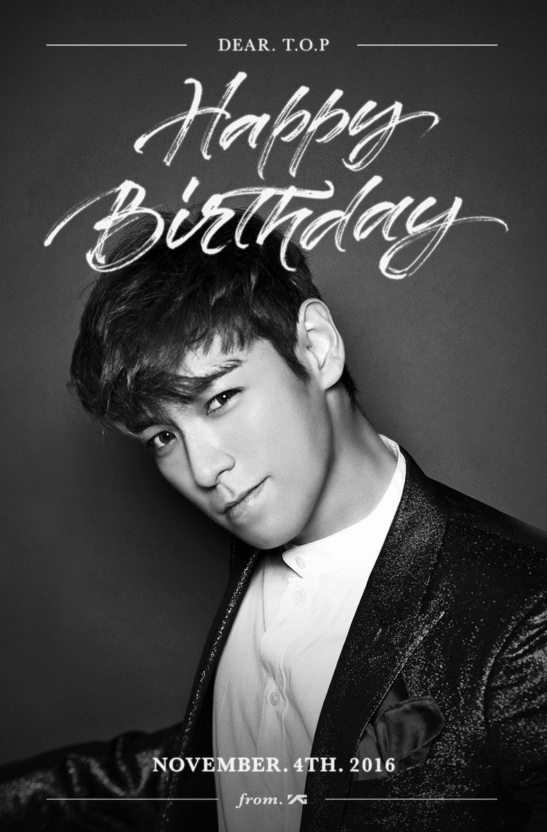 yg family on twitter happy birthday t o p originally posted by