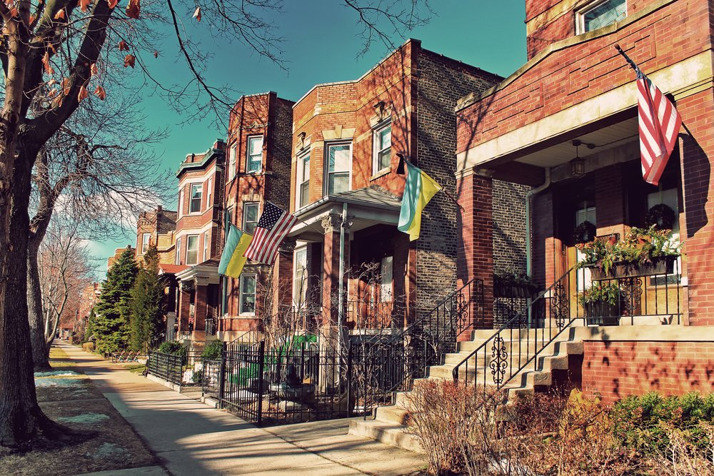 Typical architecture in the Ukrainian Village at Chicago, USA https://t.co/0IGAtDDcPI #cheapflights https://t.co/ZNphY1zERG