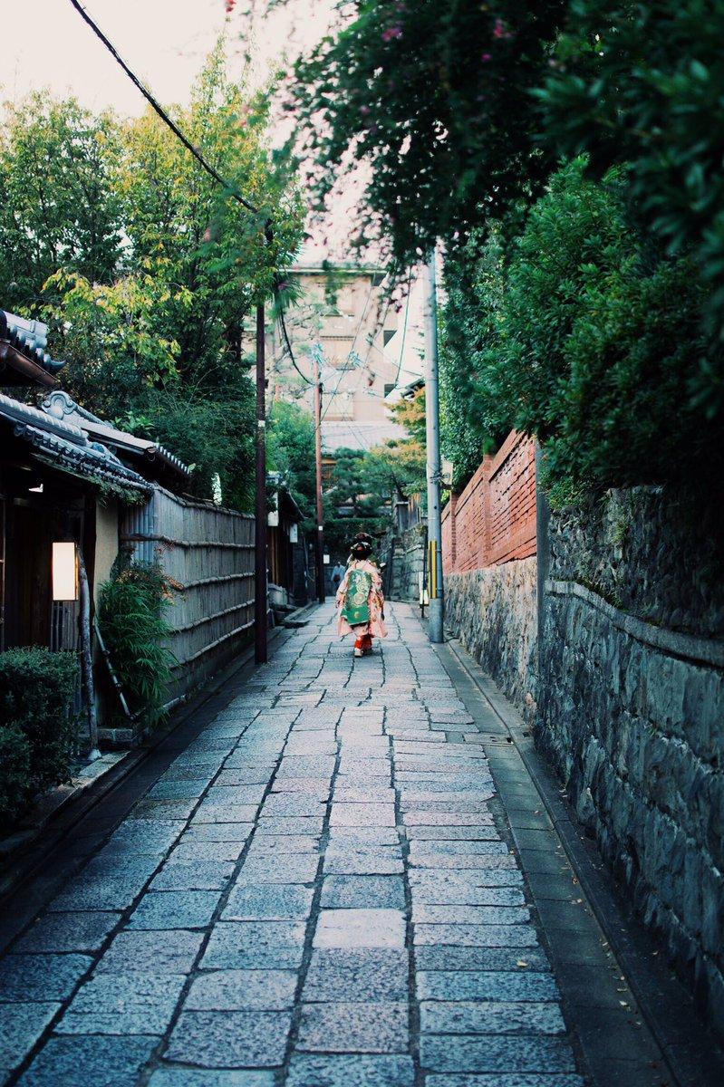 抜け道。  #coregraphy #写真好きな人と繋がりたい #写真撮ってる人と繋がりたい #photography #写真で伝えたい私の世界  #京都 #nikon