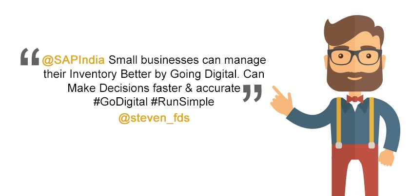 The next participant to be shortlisted is - @steven_fds. #GoDigital to #RunSimple (12/15) https://t.co/ZajJrkOOtf