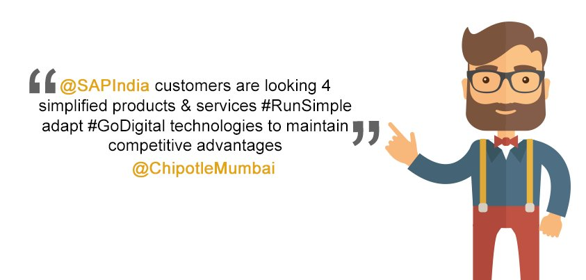 Here's the next shortlisted participant handle - @ChipotleMumbai. #GoDigital to #RunSimple (13/15) https://t.co/jkojPGrmLi