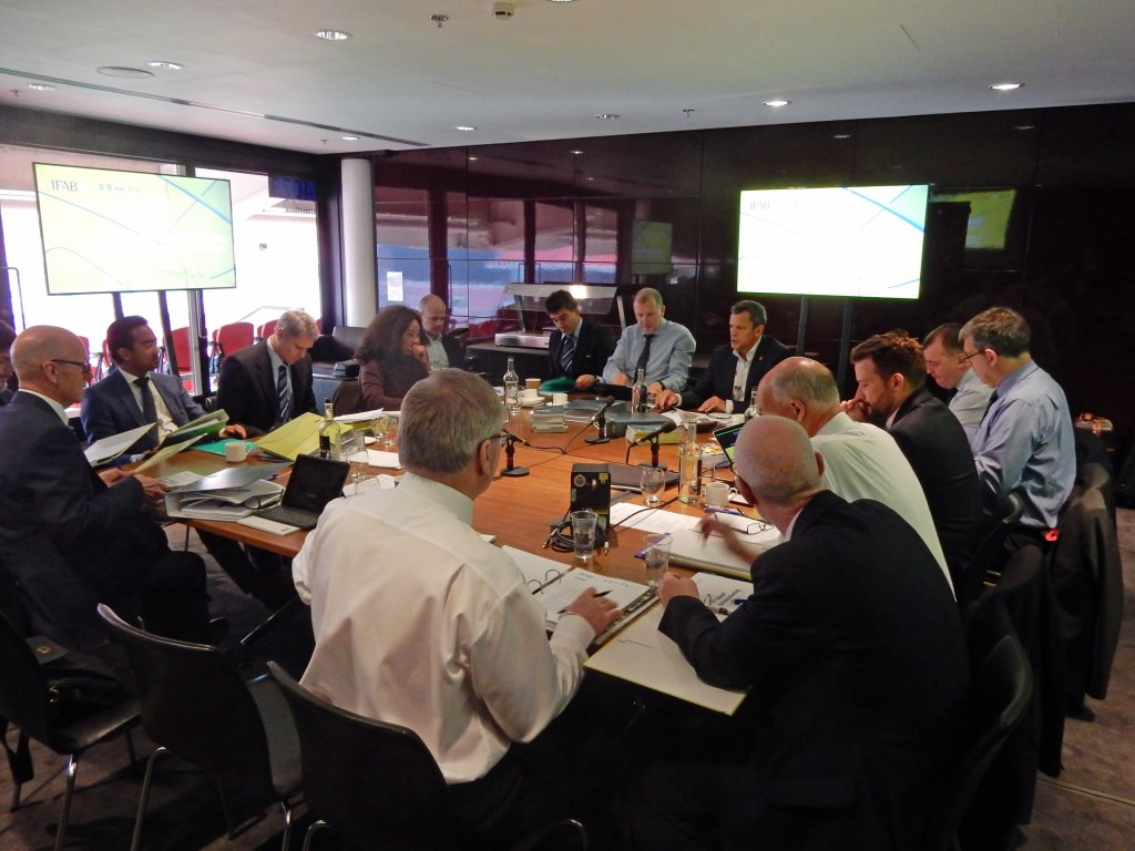 The Ifab On Twitter 131st Annual Business Meeting Of The