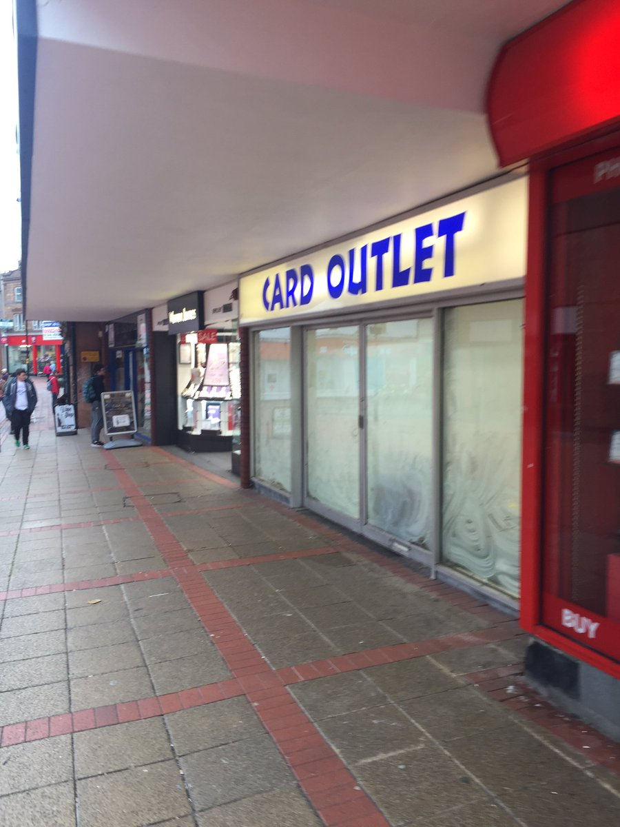 @wrexham something happening in the old card outlet shop https://t.co/gjkyTwSJGR