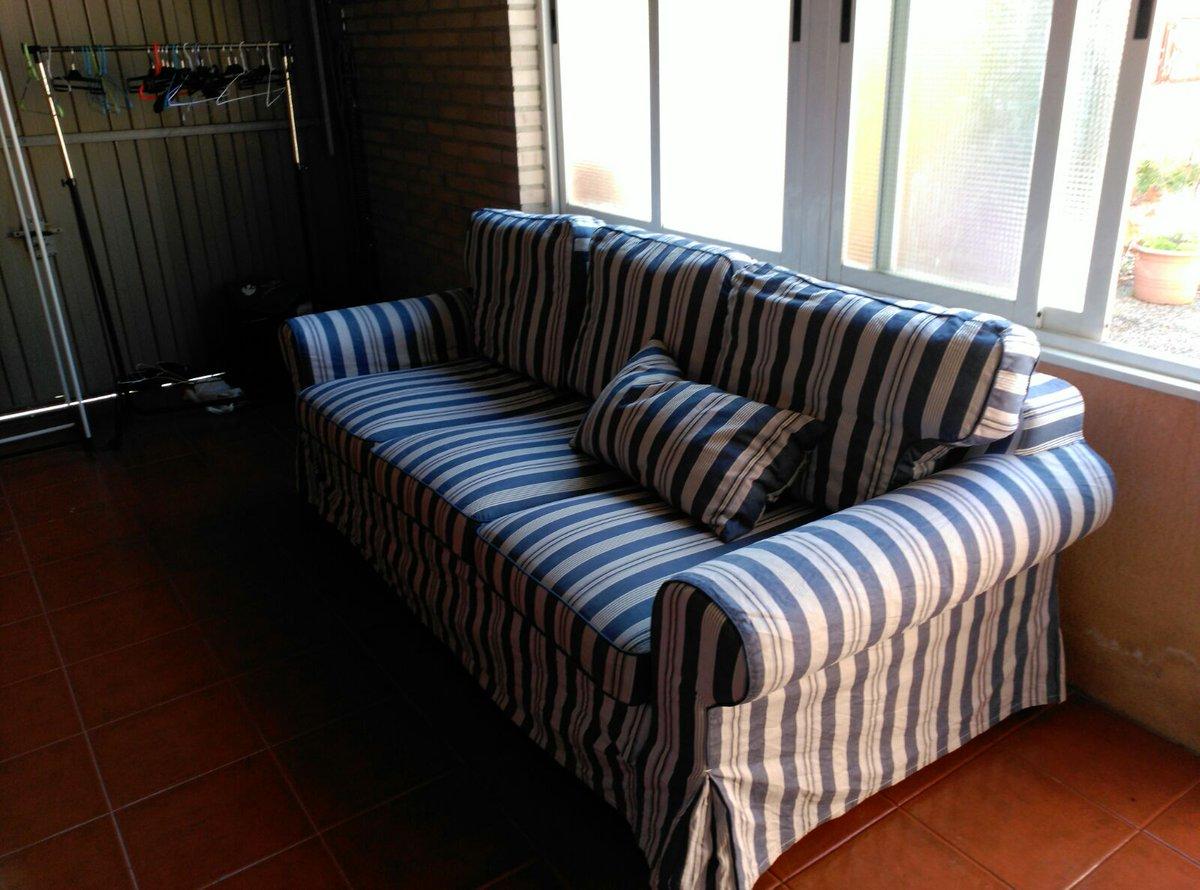 Sofas camas de ikea vendo sof cama con tygelsj beige for Busco sofa cama