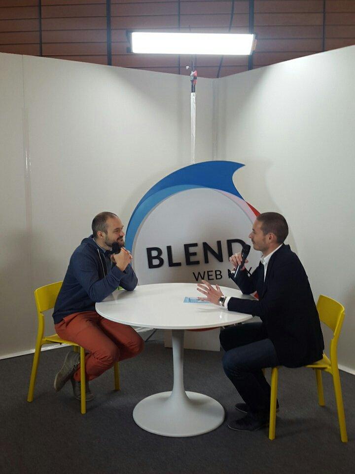 Interview de @MaximeTripier sur le #BDOCoaching, expert-comptable @bdofrance au @blendwebmix 2016 ! #startup #BlendWebMix<br>http://pic.twitter.com/H9hxowbCbS