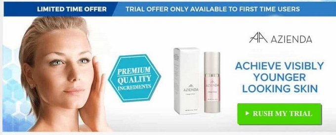 Decrease your Wrinkles with Azienda Collagen Serumskincare beauty