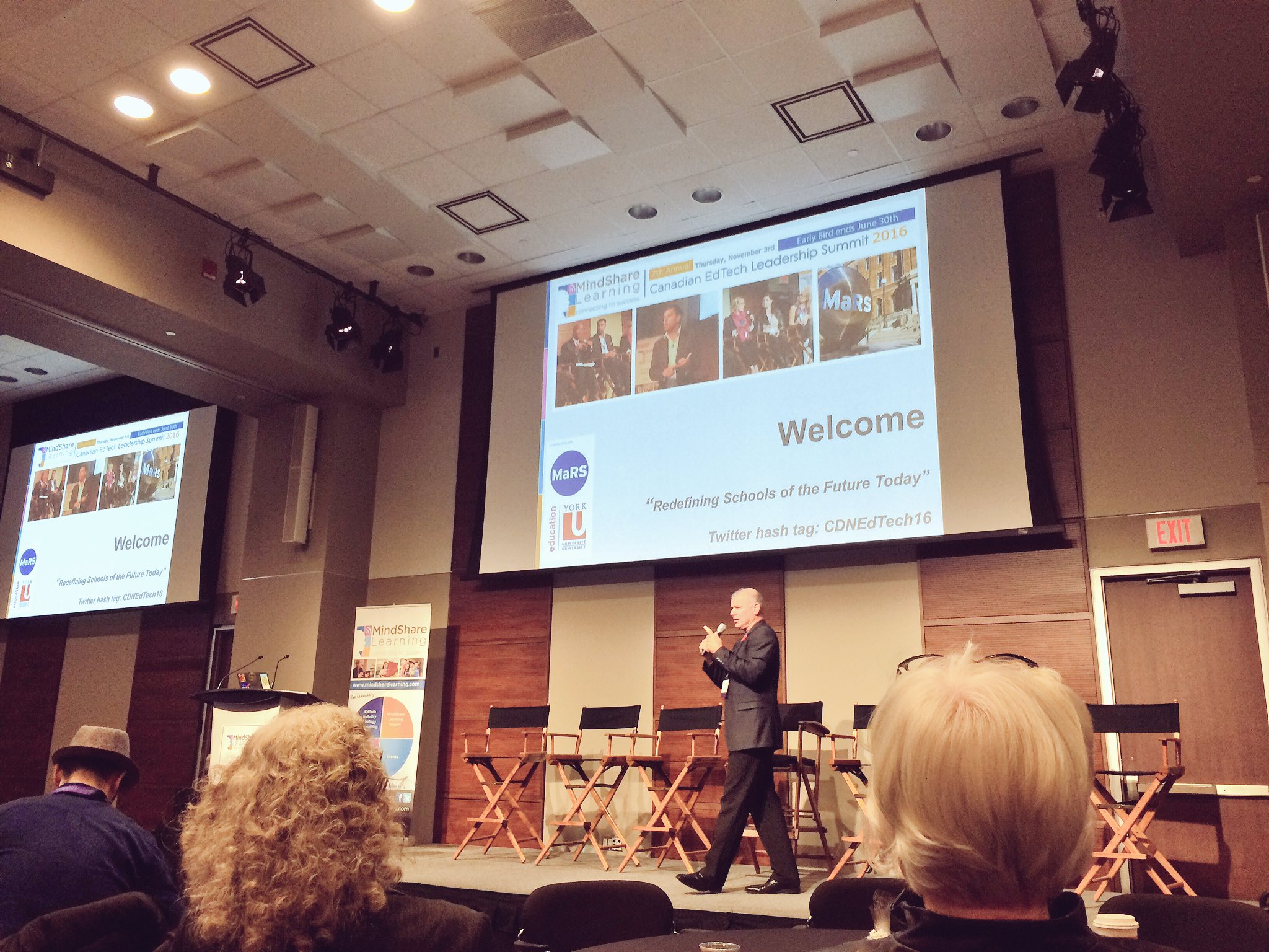 We're at #cdnedtech16 for the Canadian Edtech Leadership Summit & excited to be pitching today! https://t.co/ZhKuubfqH4