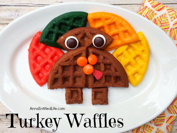Turkey Waffles