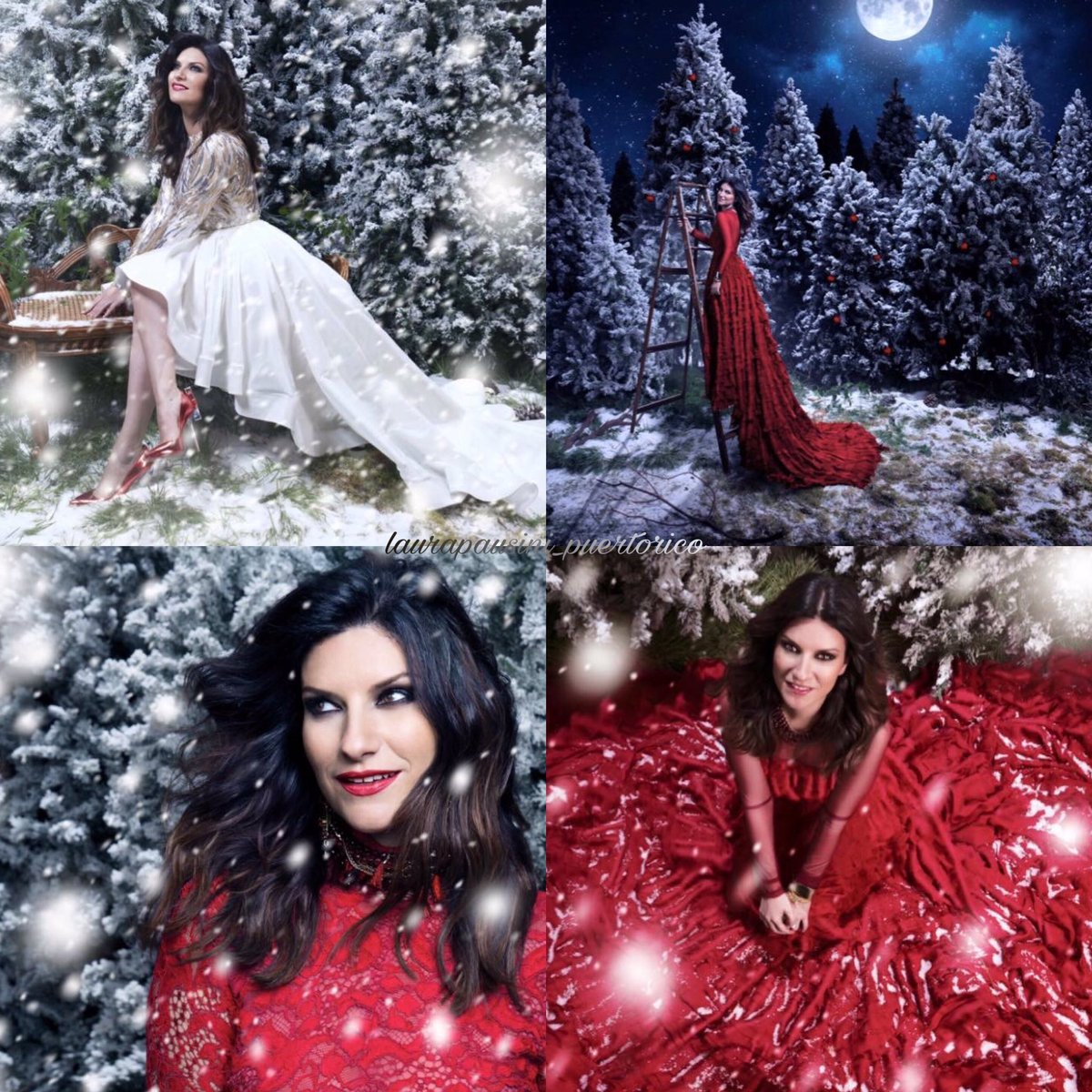 Laura xMas l'album di Natale di Laura Pausini.