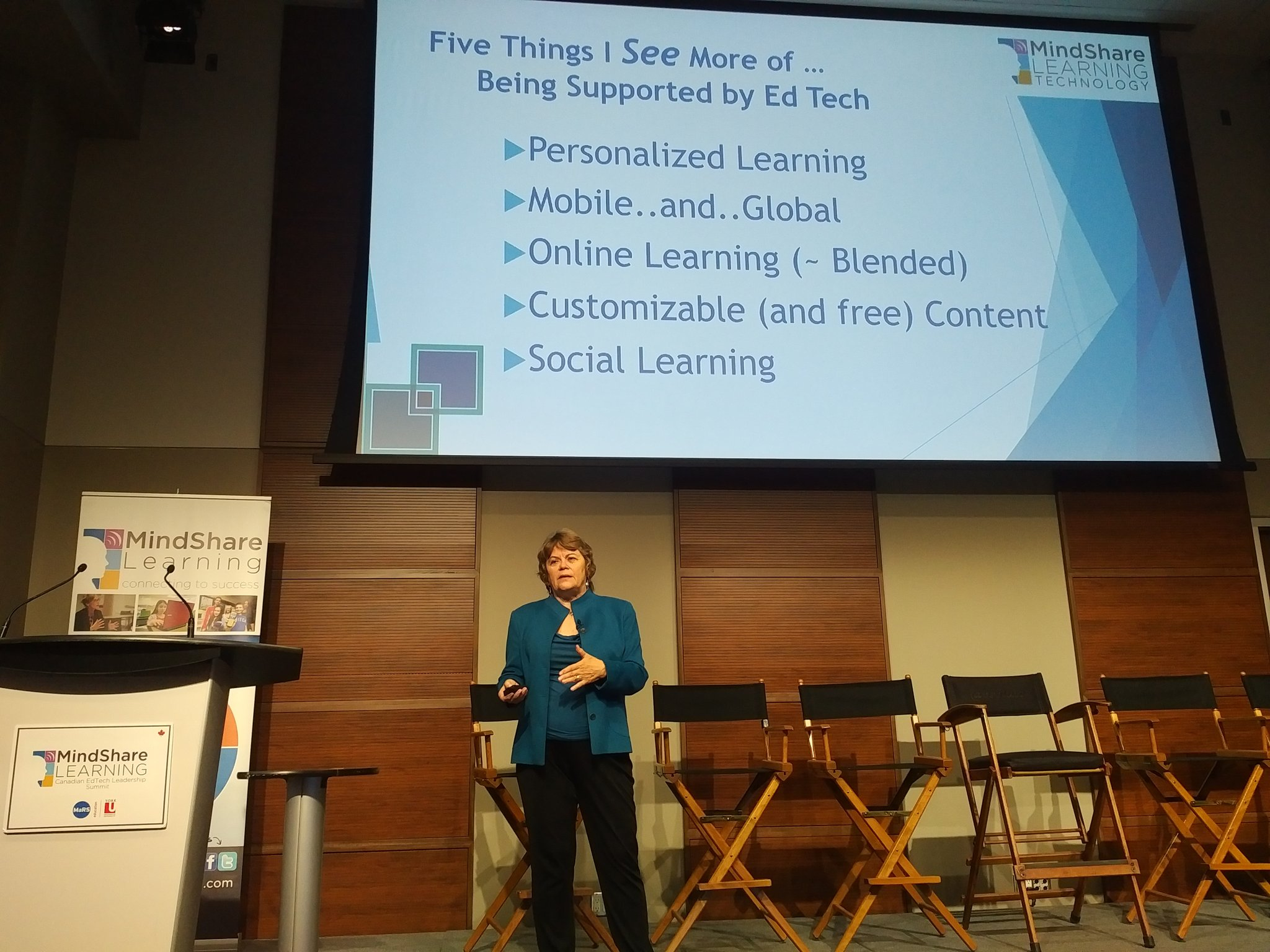 Excellent #edtech trends insight slide from keynote Dr. Karen Billings #cdnedtech16 #Toronto. @MaRSDD @SIIAKaren https://t.co/EZdi8Hh0wY