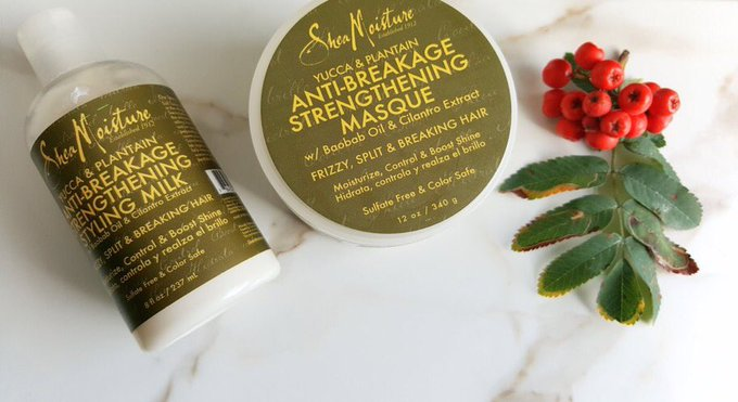 Why Do I Love Shea Moisture So Much?BBloggers BloggingGals FemaleBloggerRT BBlogRT