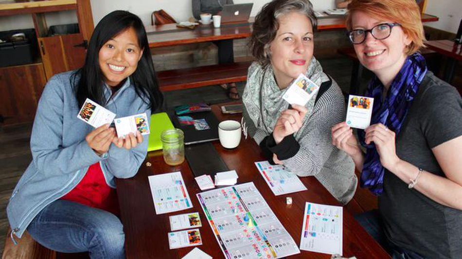 Clever Kickstarter board game teaches activists the skills they need for victory