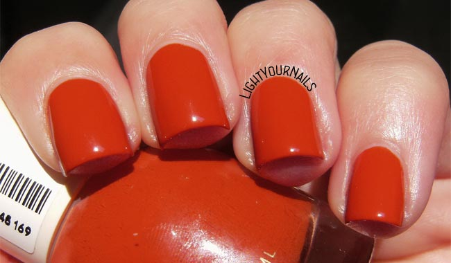 New blog post! H&M October Russet: NOTD bbloggers FabBloggersRT