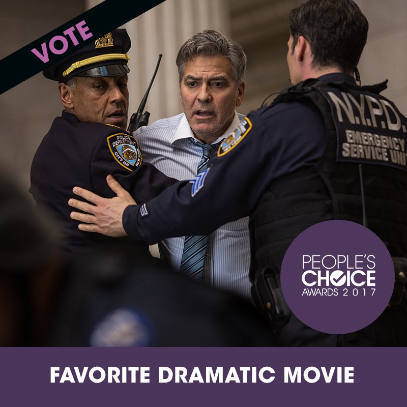 Help to nominate #MoneyMonster for a @peopleschoice Award by voting here: https://t.co/qZBkFDCNha  Voting ends tonight! https://t.co/ftCONc1JWw