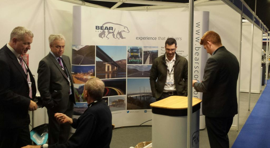 Exhibition Stand Hire Edinburgh : Road expo scotland highways traffic and transport