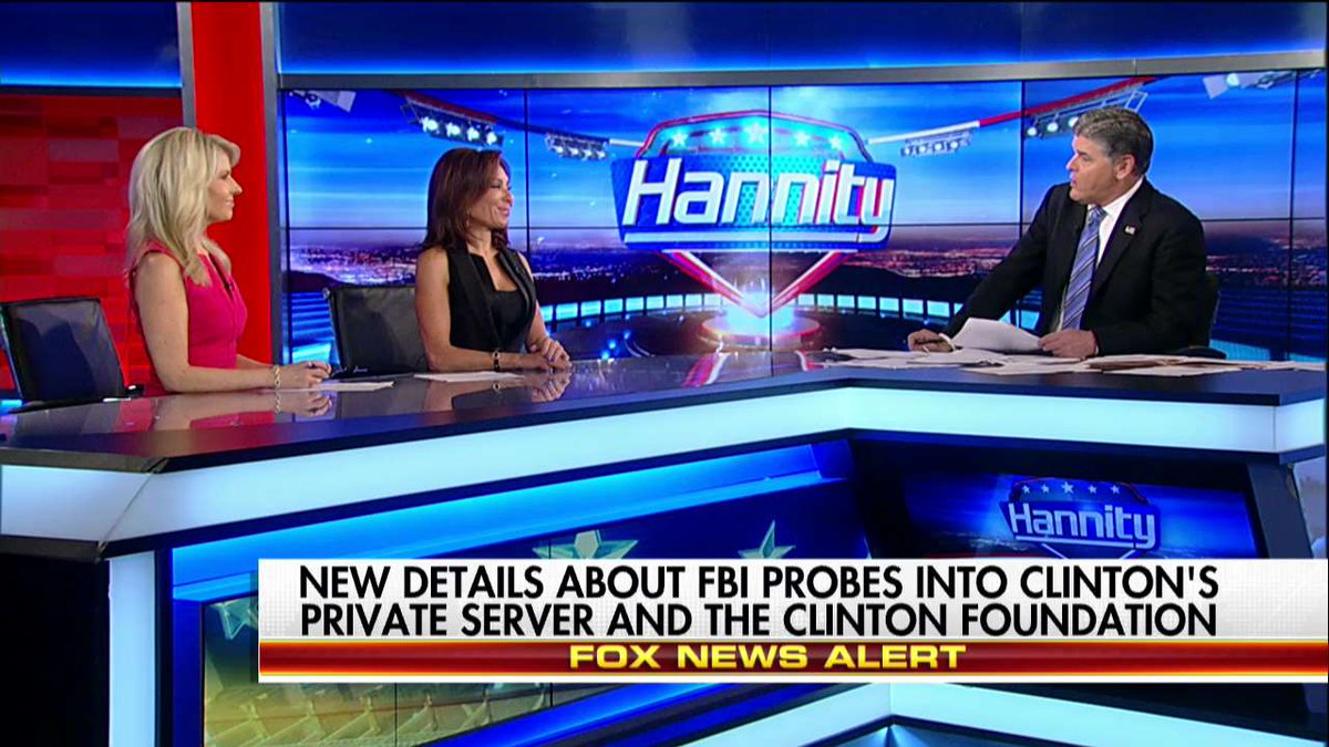 .@JudgeJeanine to @seanhannity: Hillary Clinton Guilty of 'Classic RICO Corruption' https://t.co/EwCILOwX00