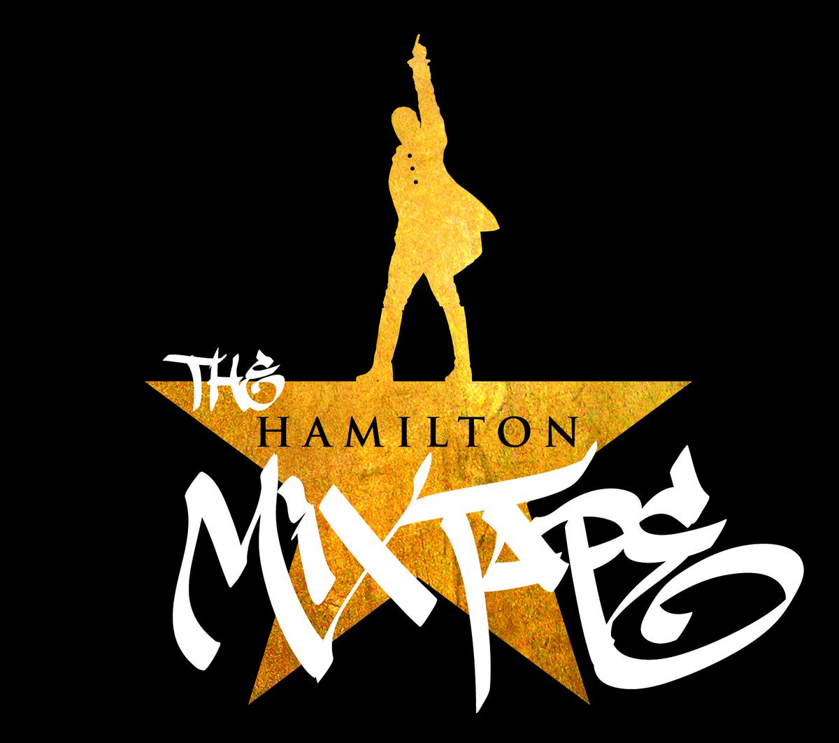 Wrote My Way Out with @Nas @Lin_Manuel @DaveEast #HamiltonMixtape https://t.co/Afv3eYSZPf