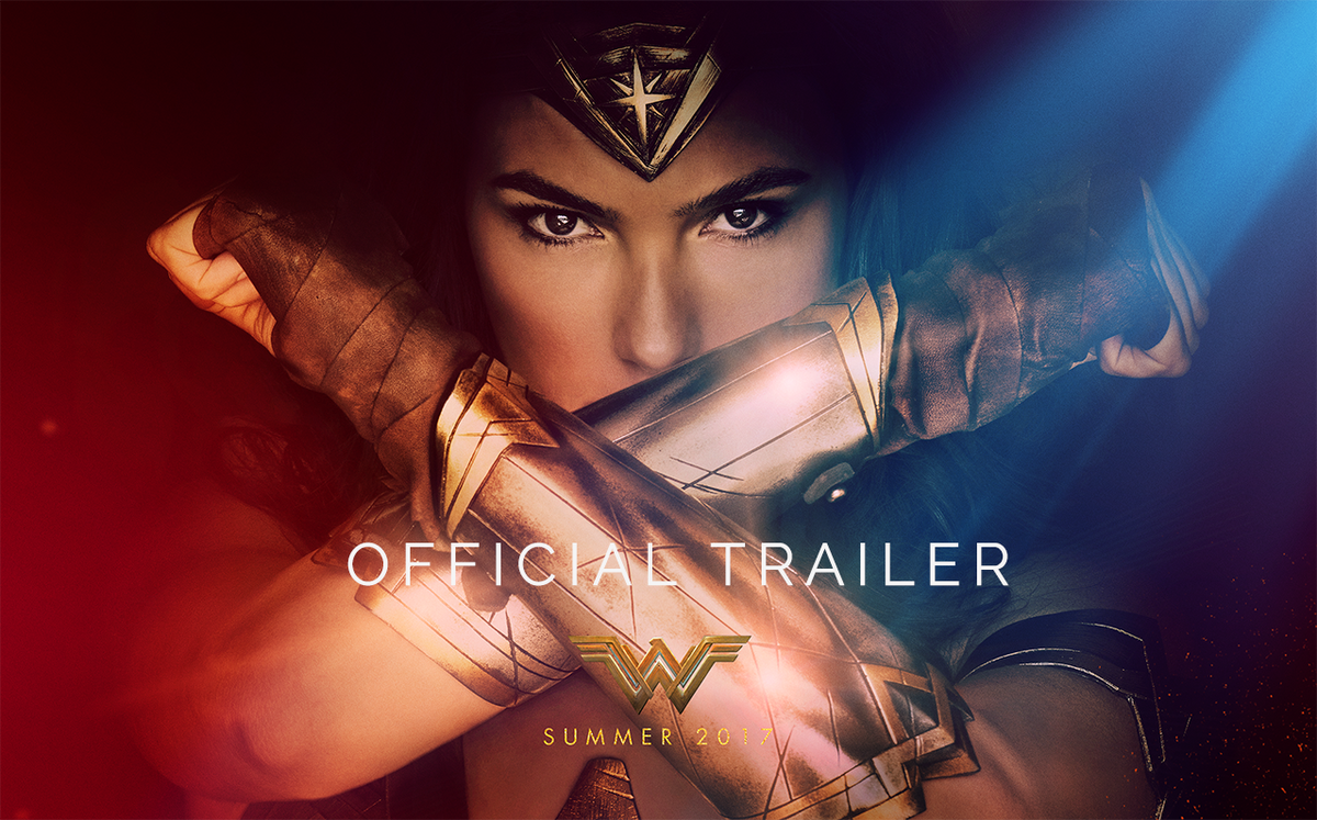 It begins with her.  @GalGadot is #WonderWoman. Watch the NEW trailer now!