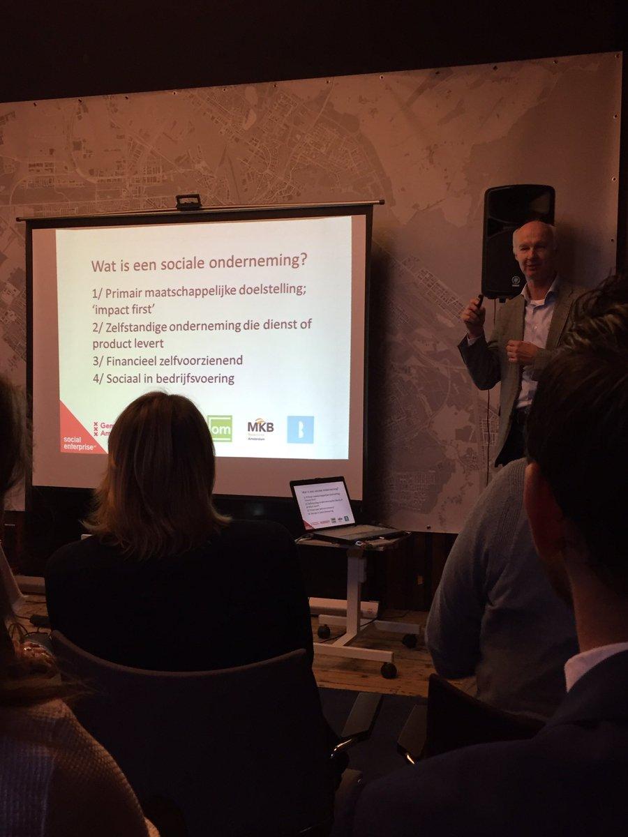 @markhillennl sociale onderneming betekent impact first. Is dus anders dan MVO #BuySocialNL #impact @ManifestoNL @MKBAms @SocEntNL<br>http://pic.twitter.com/E7v4wyeVme