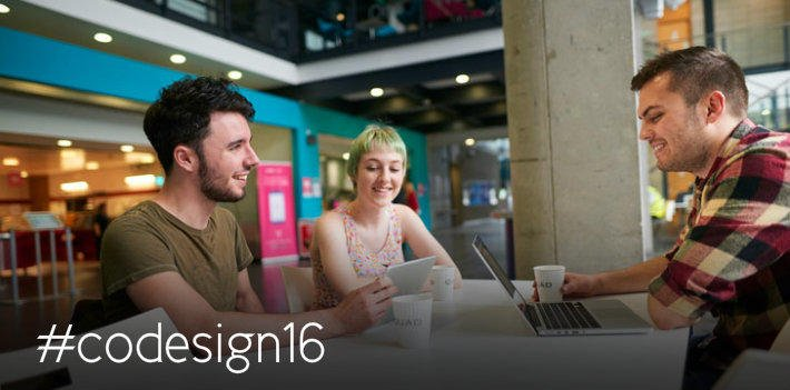 Join in with @Jisc's big #codesign16 discussion on the future of #edtech  https://t.co/UYGrWUQGeg https://t.co/BISNo5xRt7