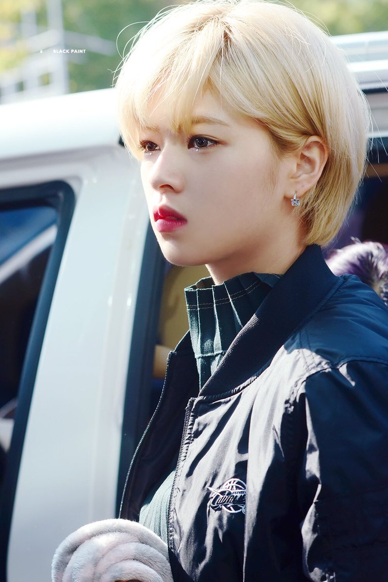 Black Paint Jeongyeon