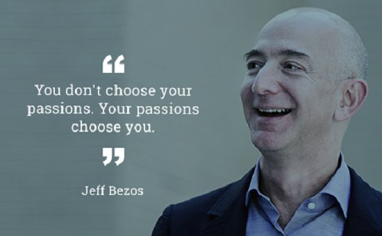 8 Great Jeff Bezos Business Quotes https://t.co/1oJ4KxxNr5 <--- Read #Amazon #Quote #eCommerce #Retail #Selling #ROI https://t.co/YeuhiCDrCO