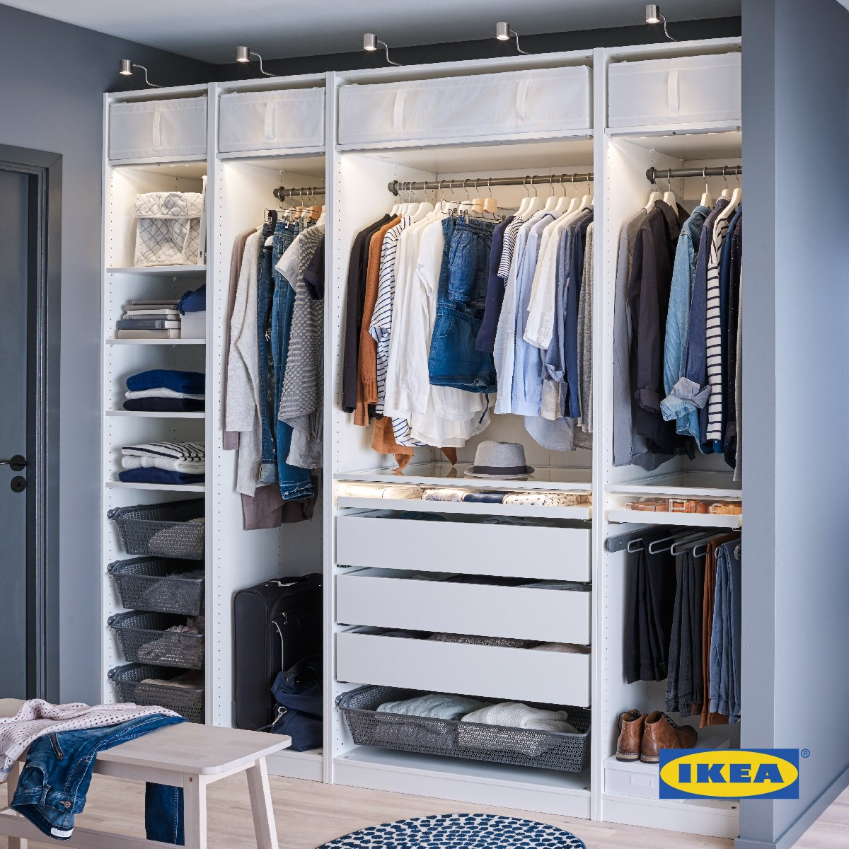 "Ikea Home Planner Italiano ikea jordan on twitter: ""organise your wardrobe just the way"