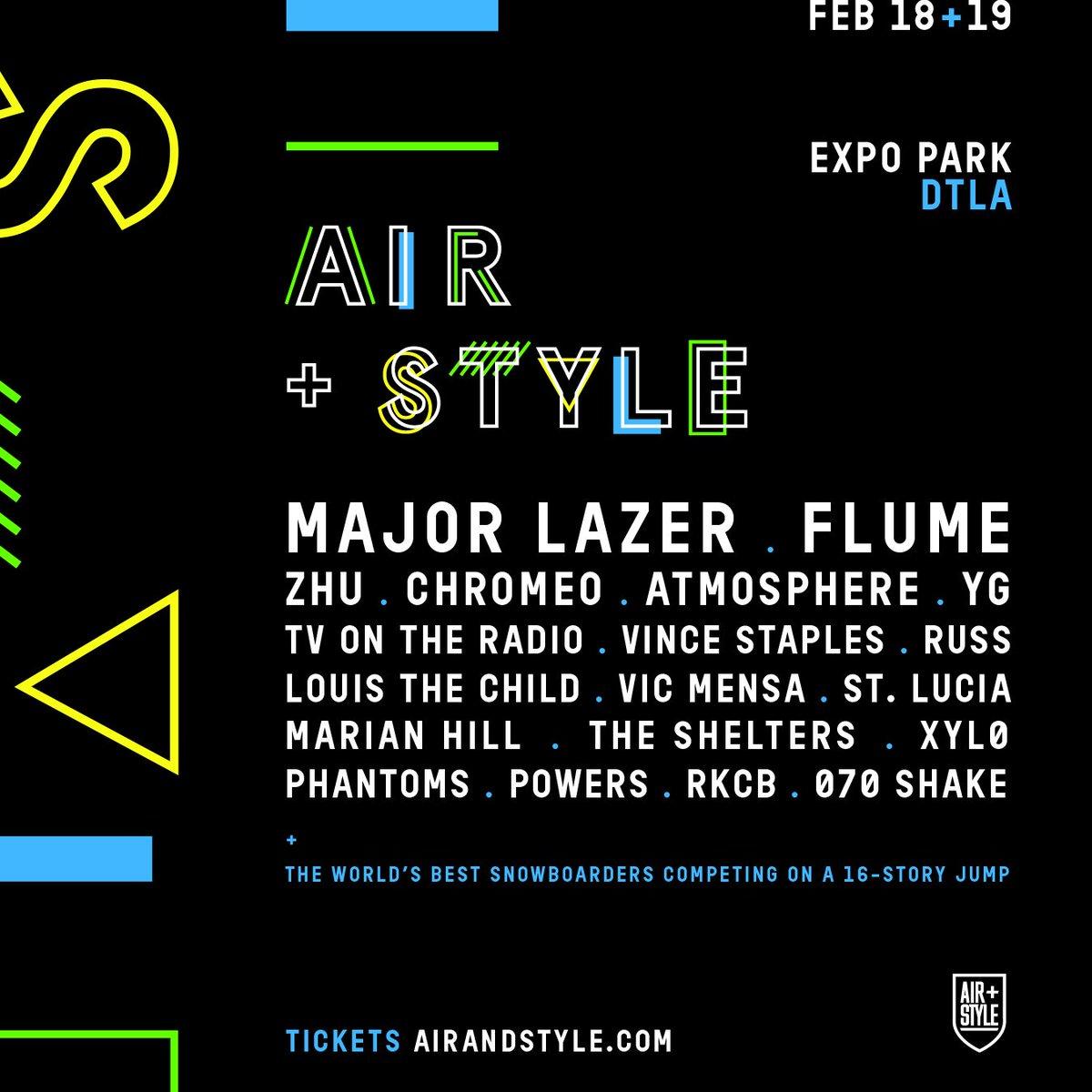 It's goin down!!! Feb 18 + 19. Expo Park DTLA. Buy your ticket now! https://t.co/uKlcUjlhui https://t.co/fq51POlHGS