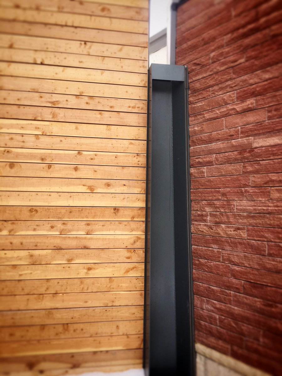 Sustainable nw wood on twitter love these pics of the for Sustainable wood siding