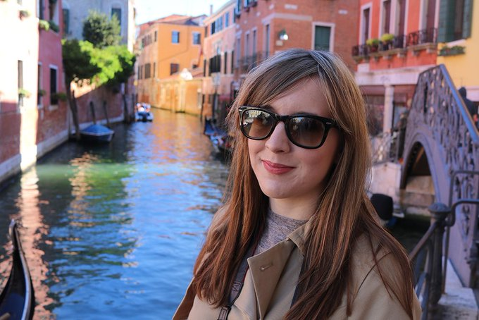 NEW POST: A Day in Venice bbloggers FemaleBloggerRT travelbloggers
