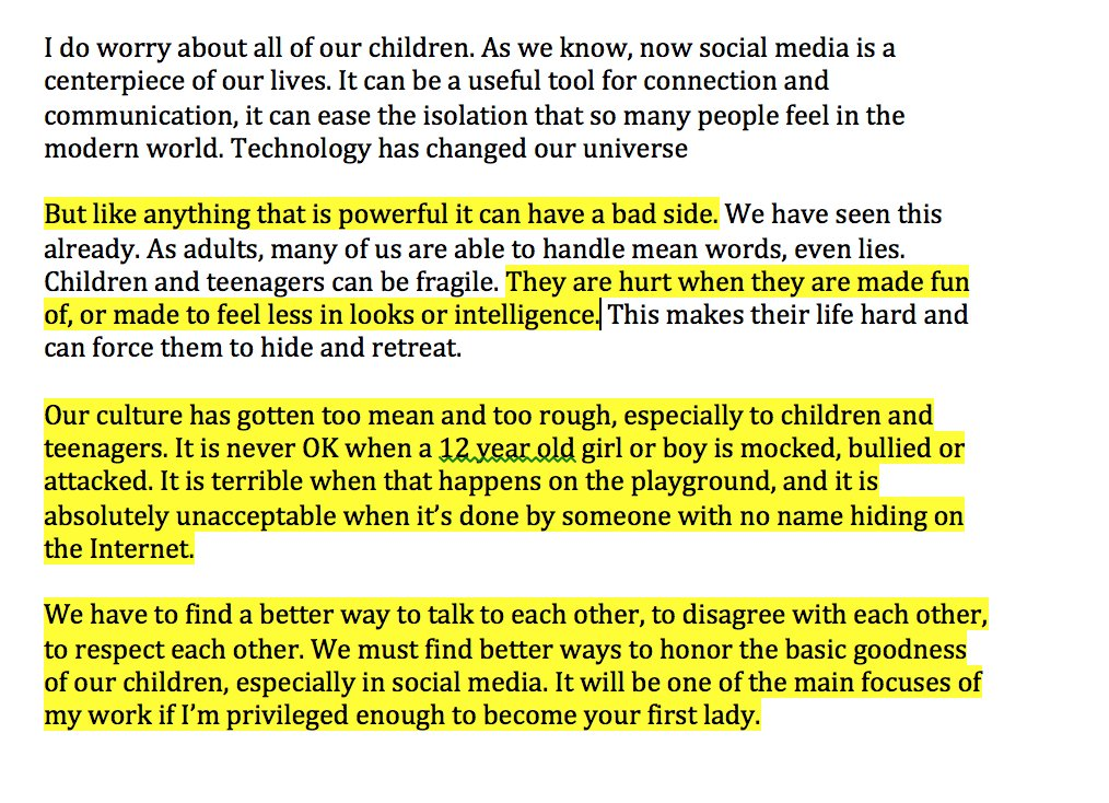 speech on how technology has changed our lives
