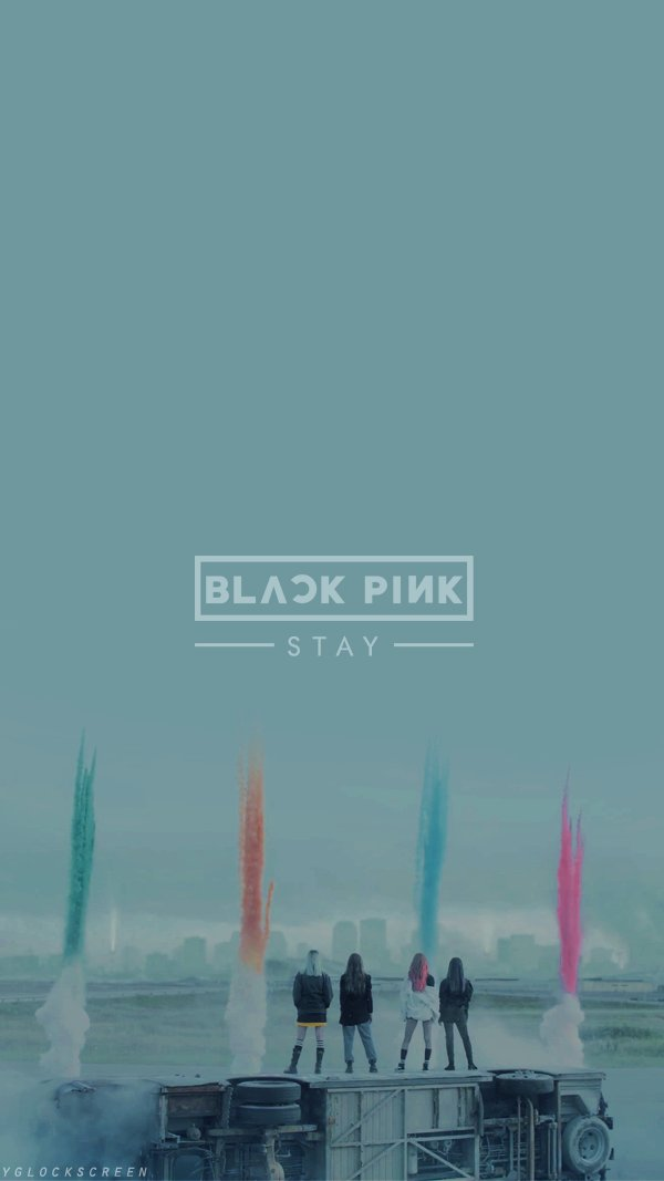 Yg Lockscreen World On Twitter Quot Black Pink Stay Phone Lockscreen Wallpaper Stay Blackpink