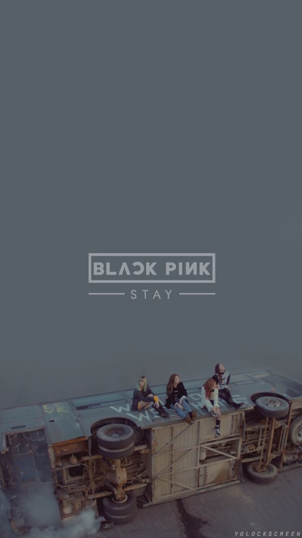 Yg Lockscreen World On Twitter Black Pink Stay Phone Lockscreen
