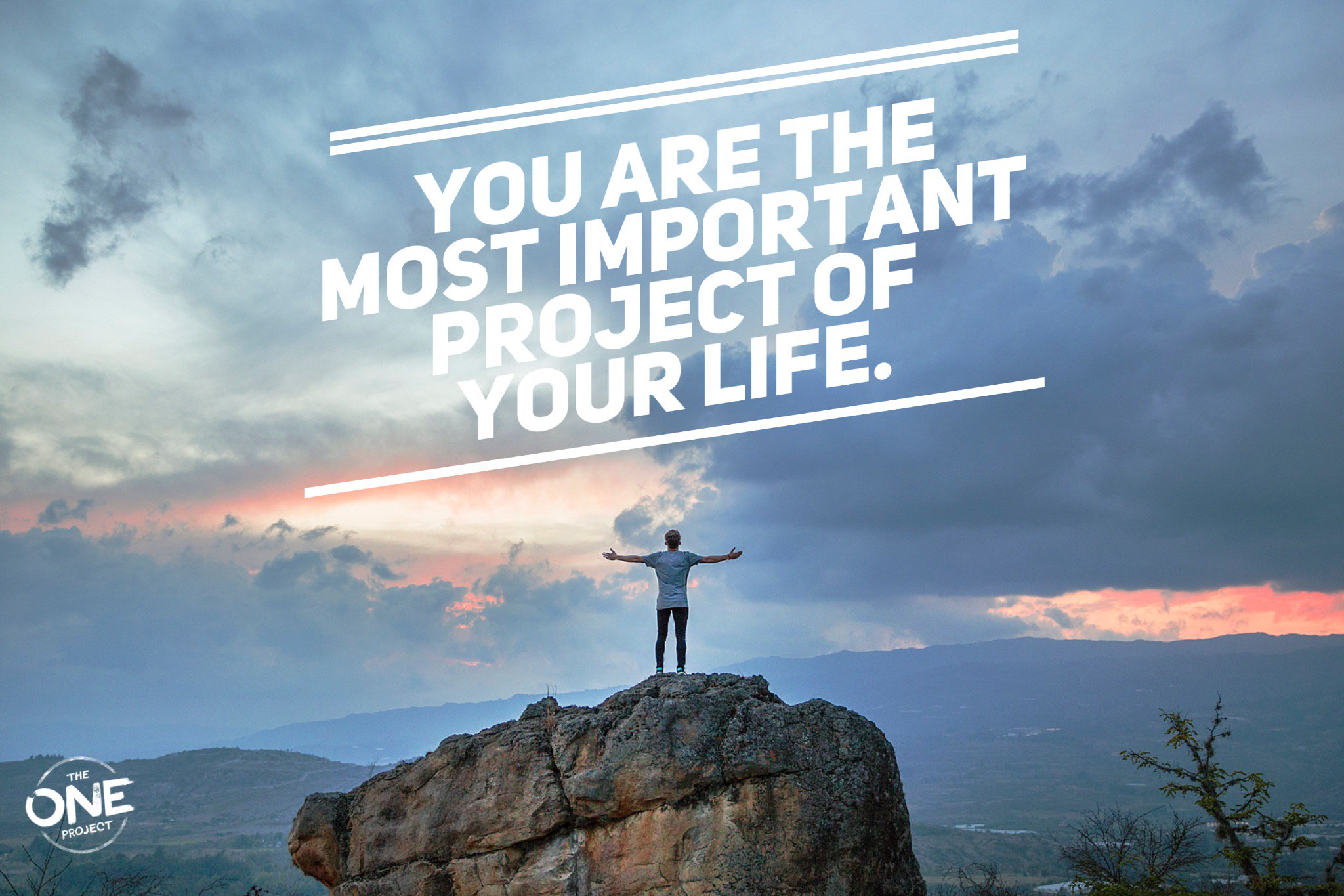 You are the most important project of your life. #WEDay https://t.co/APpZw2xe5C
