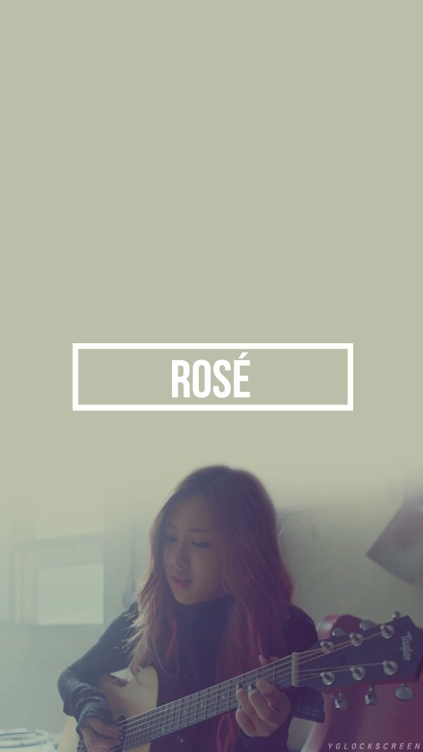 Yg Lockscreen World On Twitter Black Pink Rose Phone Lockscreen