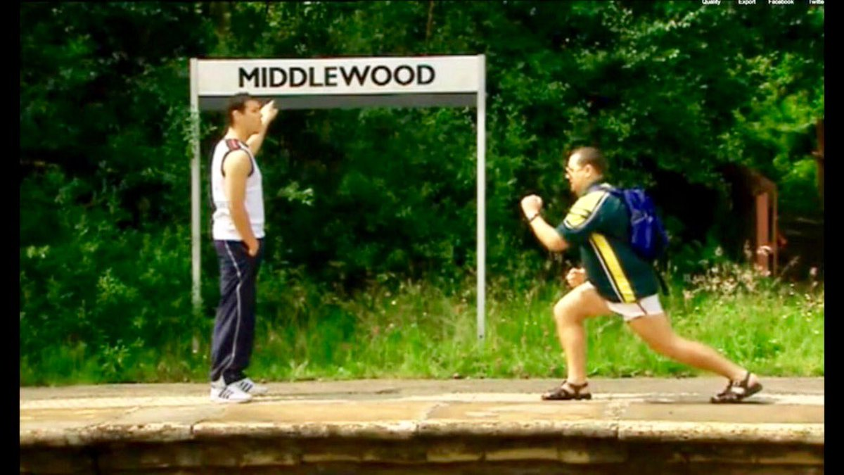 """Endurance Quotes Max And Paddy Quotes On Twitter """"middlewood Middlewood We're In"""