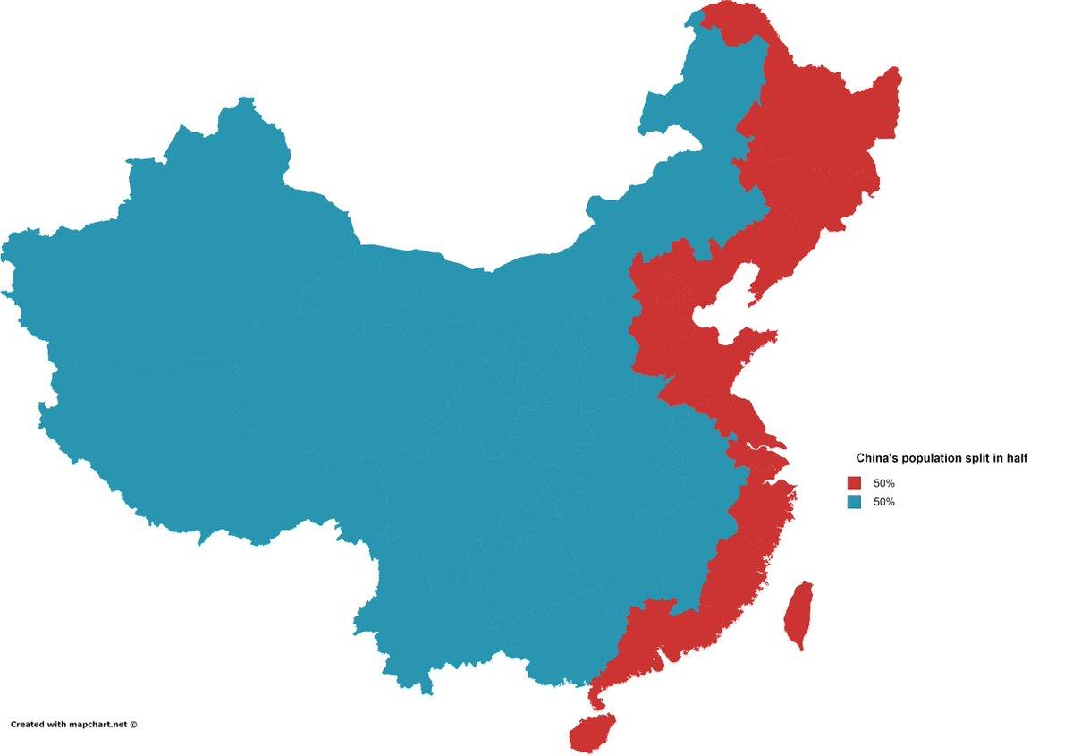 China Population Map Amazing Maps on Twitter: