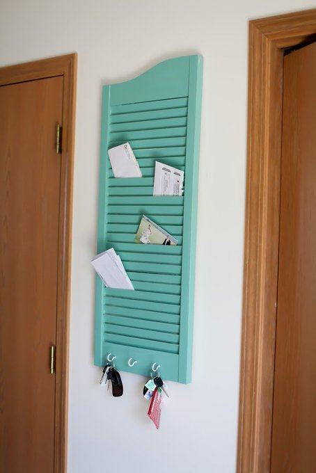 Organization done right! Take a look at this article for some great DIY tips!