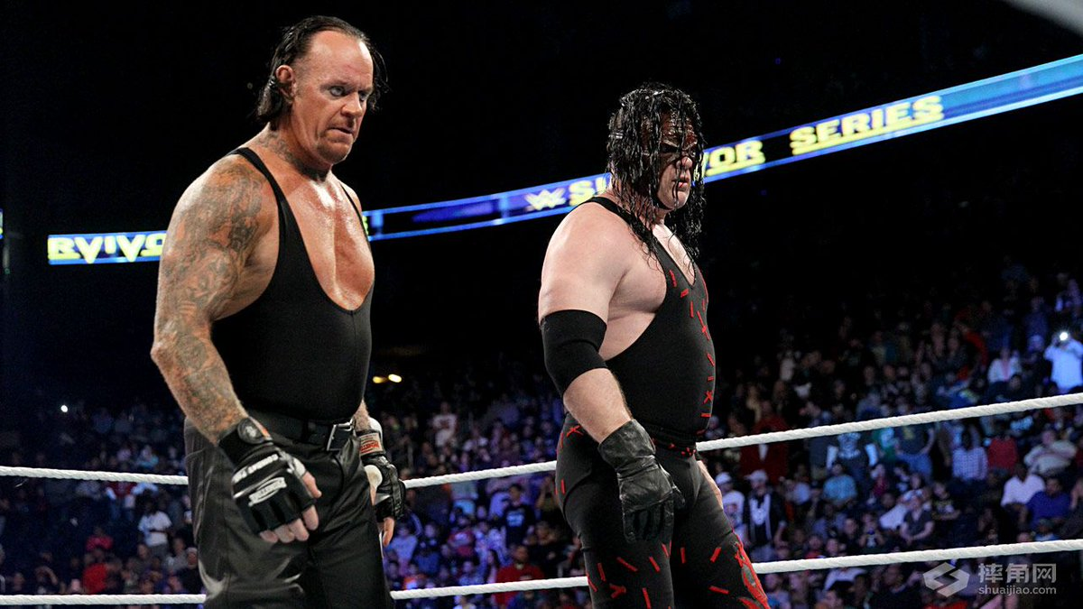 Brothers Of Destruction Reunion The Undertaker And Kane Return