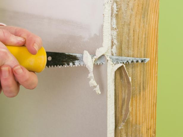 Find out how to make your pre-hung door fit perfectly! DIY homeimprovement