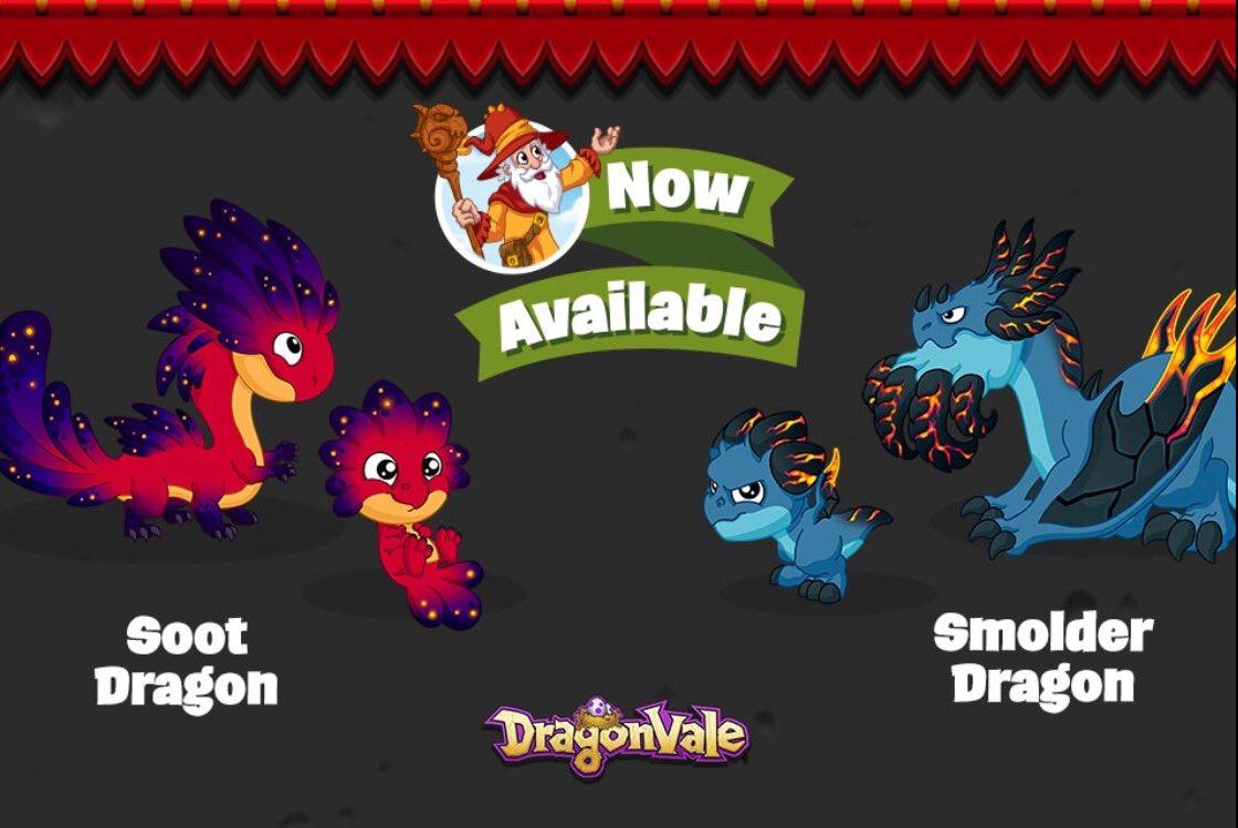 Dragonvale News At Suprisedragon Twitter
